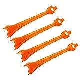 Traxxas 16.898,6cm Alias LED Objektiv Modell Kfz-Teile, Orange