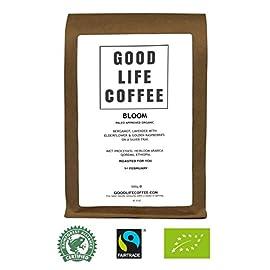 Good Life Bloom Organic Coffee Single Origin Specialty Arabica Great Taste Winner Bulletproof Paleo Coffee Fresh Roasted to Order Great Taste Winner