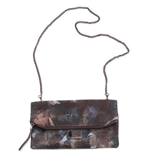 1435T borsa tracolla staccabile donna GEOX bag woman Multicolore