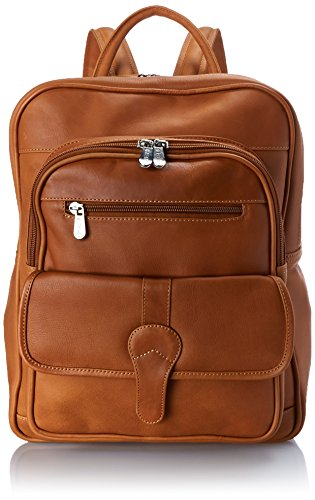 piel-leather-medium-buckle-flap-backpack-honey-one-size