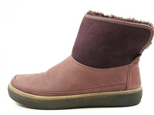 Josef Seibel Boots Caro 05 Größe 38, Farbe: rot/lila