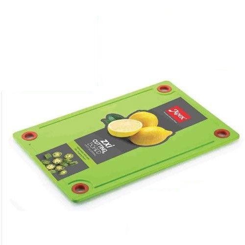 Apex Plastic Chopping Board, Green