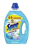 Spee AktivGel 2 in 1, Universal Waschmittel, 2er Pack (2 x 2,2 Liter à 44 Waschladungen)