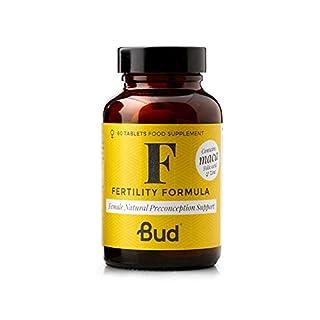 Bud Female Fertility Supplement, 60 tablets