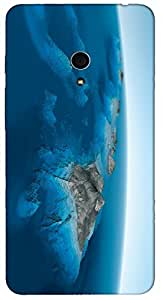 Timpax protective Armor Hard Bumper Back Case Cover. Multicolor printed on 3 Dimensional case with latest & finest graphic design art. Compatible with ASUS ZenFone Design No : TDZ-23965