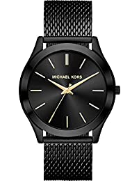 397220803bdb Michael Kors Runway Analog Black Dial Men s Watch - MK8607I