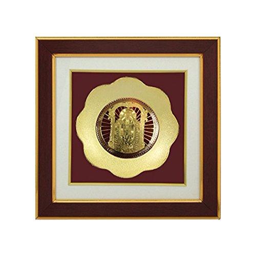 Indian Handicrafts Export Aone India Balaji 11X11 Katori Frame