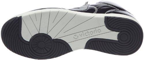 VictoriaSneaker Charol Pu - Sneaker Donna Nero (Noir (Negro))