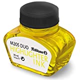 Pelikan 344879 - Tintero, 30 ml, color amarillo fluorescente