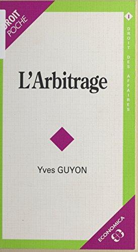 En ligne L'Arbitrage epub pdf