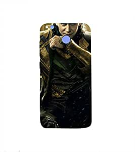 Thor Printed Back Cover for Redmi 4