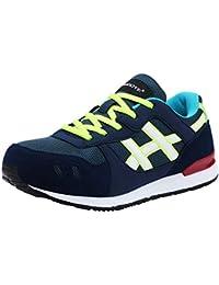Zapatos de Seguridad para Mujeres, LM-42 Zapatillas de Deporte Ultra Ligeras con Puntera de Acero Transpirable Zapatillas de Deporte Coloridas
