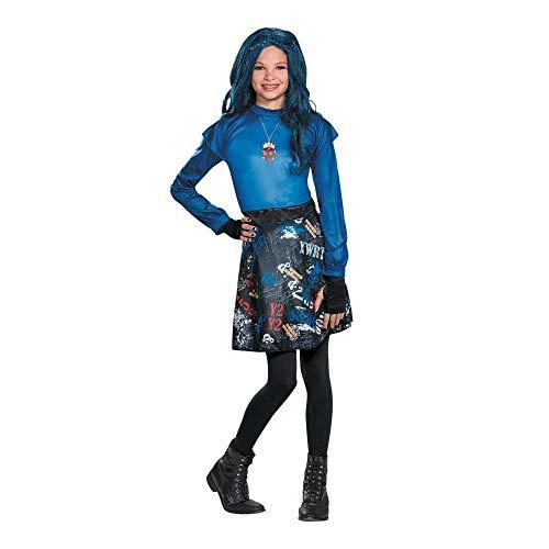 Evie Isle of the Lost Classic Child Costume - (Evie Halloween Kostüm)