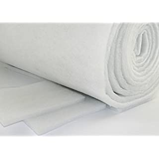 G4 Filter Roll 1m x 10m Approx. 18–20mm (depending on batch): approx. 220g/m² of fabric, cut to size, pre-filter, filter, intake exhaust filter, dust / air filter, air ventilation systems, WRG, extracted air supply, air ducting, heat recovery ventilation.