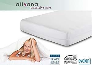 allsana allergiker matratzenbezug 180x200x20 cm allergie. Black Bedroom Furniture Sets. Home Design Ideas