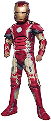 Avengers Age Of Ultron - Disfraz Iron Man Premium