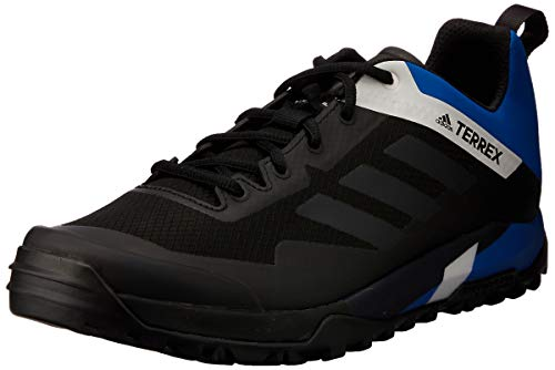 adidas Herren Terrex Trail Cross Sl Traillaufschuhe, Schwarz (Negbas/Carbon/Belazu 000), 42 2/3 EU