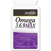 Omega 3,6,9 1000mg - 120 Capsule acidi