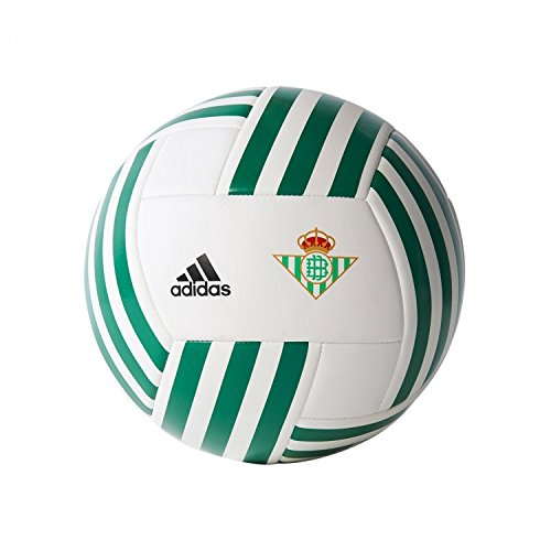 adidas Sev Glide Balón, Unisex Adulto, Blanco/Verde, 5