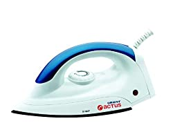 Orient DI1004P 1000-Watt Dry Iron (Blue and White)