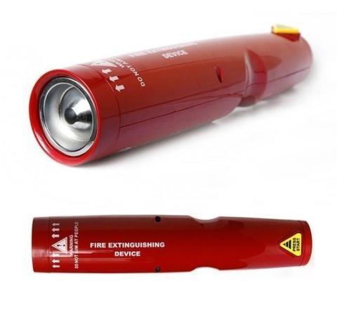 pfe-1tragbar Aerosol Feuerlöscher je 50–Der vielseitig und kompakt Feuerlöscher.