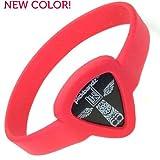 Pickbandz Armband Rockin Red Size M