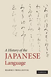 A History of the Japanese Language