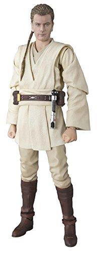S.H.Figuarts Star-Wars/ force Obi-Wan Kenobi (EpisodeI) aus dem ABS&PVC, gemalte, Handlungszahl/BANDAI JAPAN