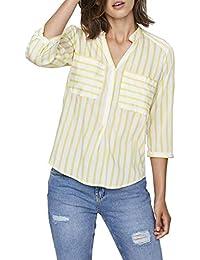 dfd37463184704 Amazon.it: A righe - T-shirt, top e bluse / Donna: Abbigliamento