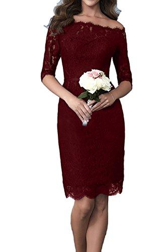 Ivydressing -  Vestito  - Astuccio - Donna rosso vivo