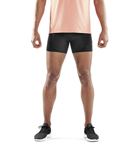 Skins Herren DNAmic Mens Shorts Black S schwarz, Small