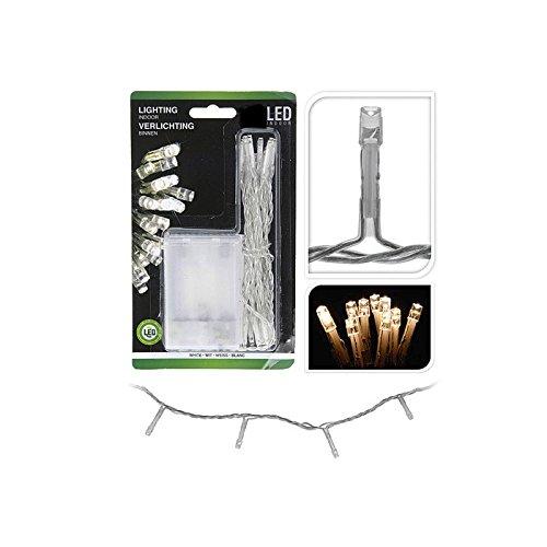 ROLLER LED-Mini-Lichterkette - warmweiß - 150 cm