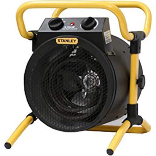 Generatore aria calda riscaldatore elettrico Stanley termoventilatore (3300 W)