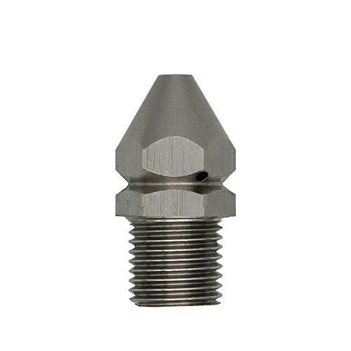 """1/4\"""" 3/8\"""" ugello sturatubi per idropulitrice 250bar - pulizia fognatura / tubo scarico (1/4\"""")"""