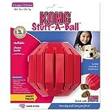 KONG Stuff-A-Ball Dog Toy - X-Large, Red