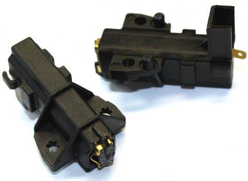 daniplus© Motorkohlen, Kohlebürsten für Waschmaschine mit CESET-Motor wie Whirlpool 481236248004, Bosch Siemens 151613