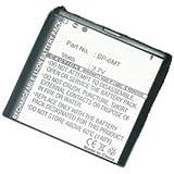 Unipower Compatible Batterie pour Téléphone Portable 3,7 V / 2000 mAh Nokia BP-6MT, N81