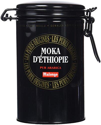 Cafés Malongo - Café Moka Etiopia, 250 g