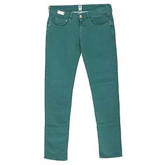 Replay Women's Radixes Skinny Slim Fit (tube) Jeans, Womens, Radixes Skinny, - Vert, 9 UK
