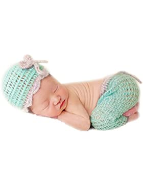 Hand stricken Neugeboren Junge M