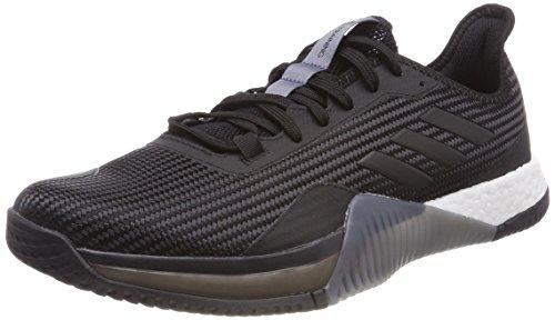 new product 1f989 43f04 Adidas Crazytrain Elite M, Zapatillas de Deporte para Hombre, Negro  Negbás Onix 000