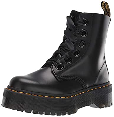 Dr. Martens 24861001 Molly Buttero Damen Schuhe Stiefel Black, Größe:39 EU