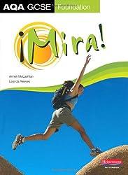 Mira Aqa Gcse Spanish Foundation Student Book (Aqa Gcse Mira)