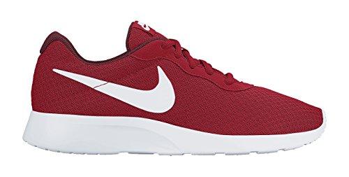 Nike Tanjun, Chaussures de Running Entrainement Homme, Bleu, 26 EU Rouge / blanc (rouge université / blanc - rouge équipe)