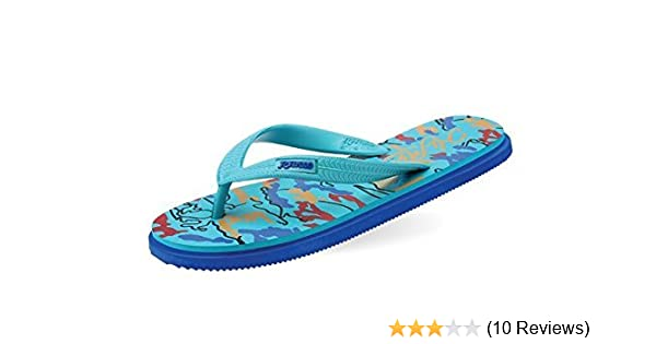 c84d931225ee Relaxo Bahamas Men s T Blue Flip Flops and House Slippers (BH-33)  Buy  Online at Low Prices in India - Amazon.in