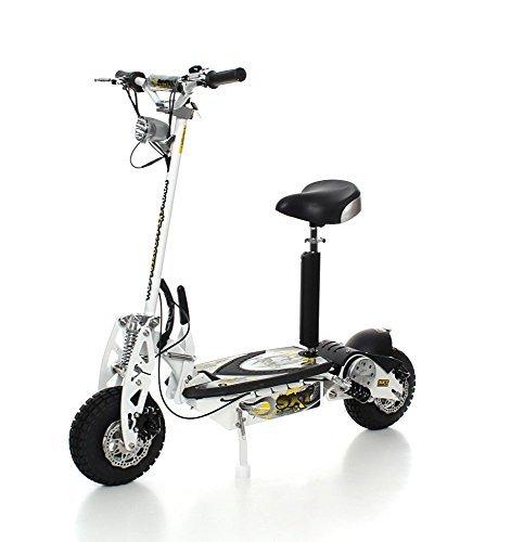 SXT1000 Turbo Bicicleta eléctrica 32 km/h con 1000 Vatios 36V SXT Scooter...