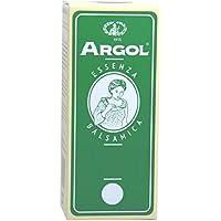 Preisvergleich für Argol Einreibung, auch als Tropfen, gegen Viren und Bakterien, 100ml, behebt Schmerzen mit 8 ätherischen Öle plus...