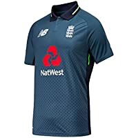 Camisa ODI New Balance ECB, Azul, S