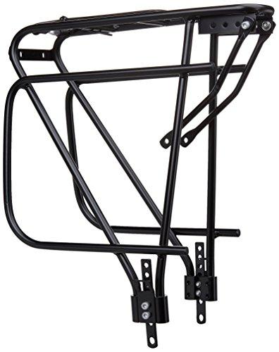 Preisvergleich Produktbild Sport Direct SCA200 Fahrradgepäckträger, Aluminiumlegierung, Schwarz