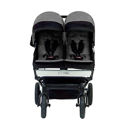 Mountain Buggy Evolution Duet Flint inkl. Regenschutz - 12